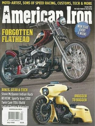 American Iron Magazine - Issue 363